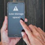 خالی کردن حافظه داخلی گوشی های اندرویدی