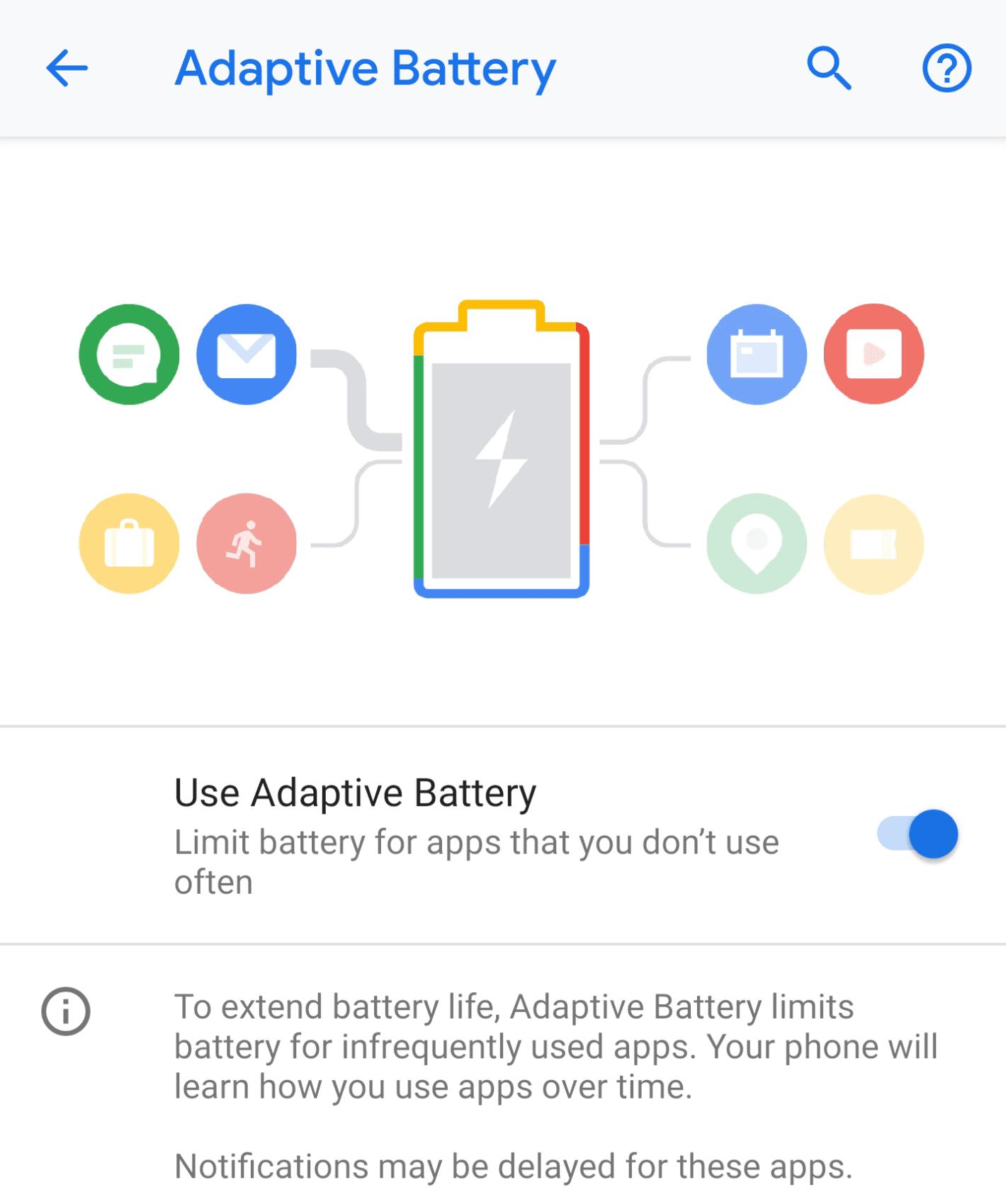 باتری تطبیق پذیر