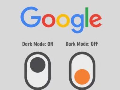 حالت تاریک در اپلیکیشن های گوگل