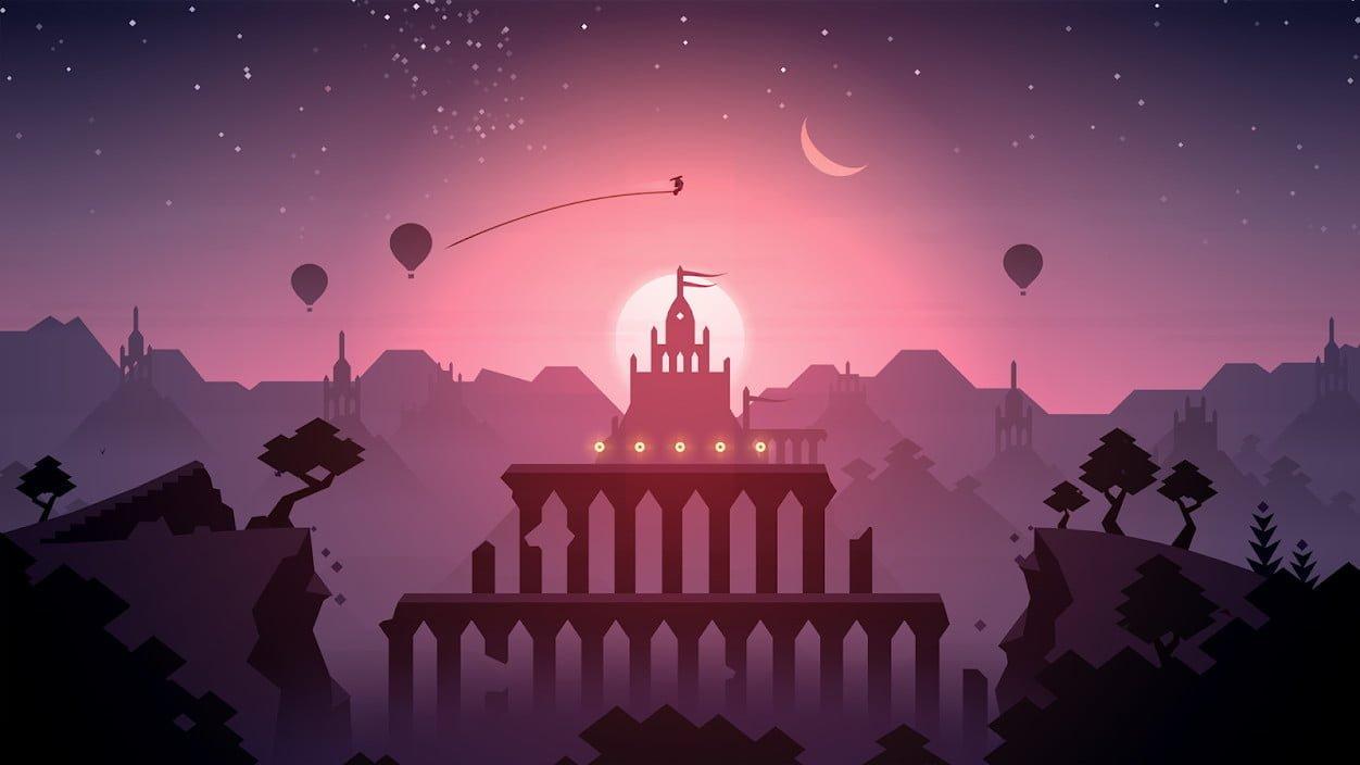 بازی Alto's Odyssey