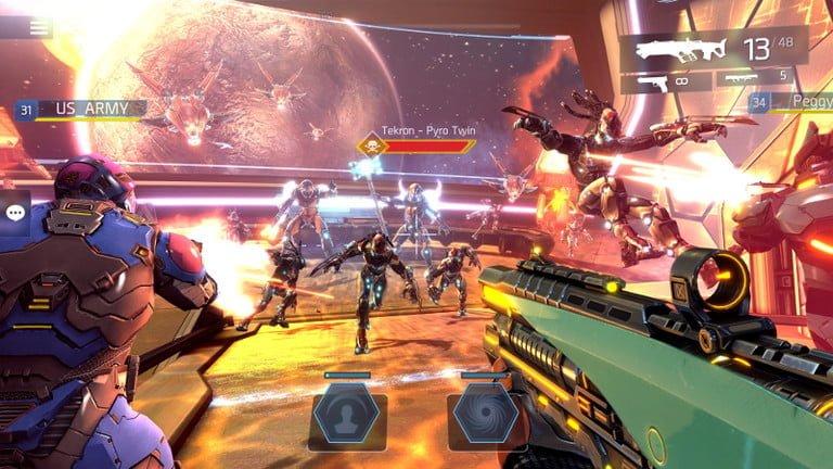 بازی Shadowgun Legends