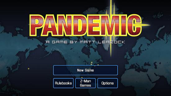 بازی استراتژیک موبایل Pandemic: The Board Game