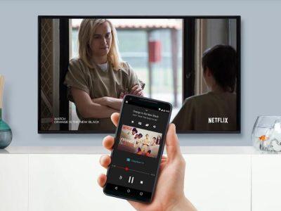 اتصال گوشی شیائومی به تلویزیون