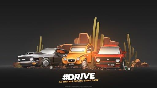 بازی #Drive