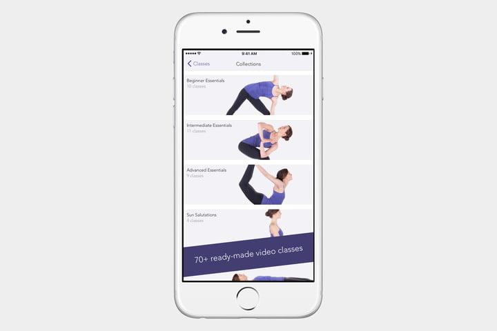 برنامه Yoga Studio