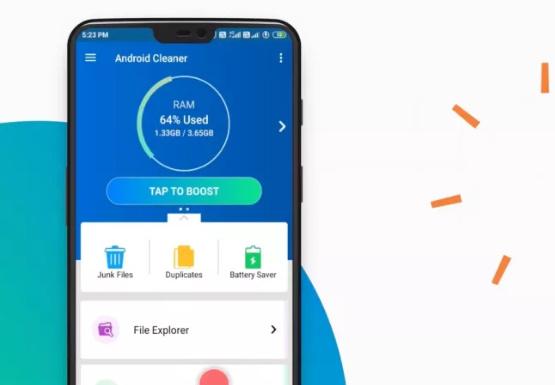 برنامه Cleaner for Android
