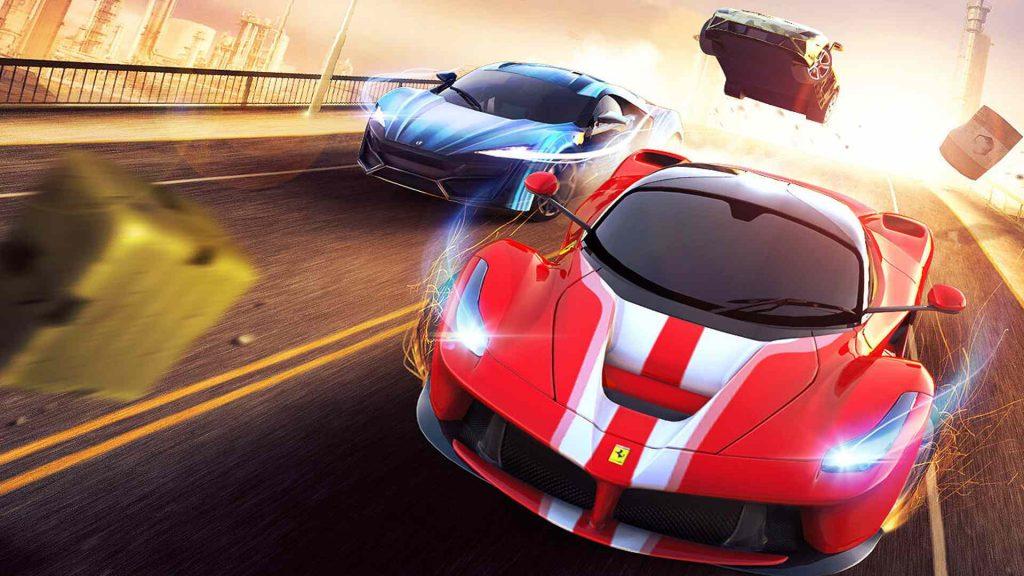بهترین بازی های ماشین مسابقه