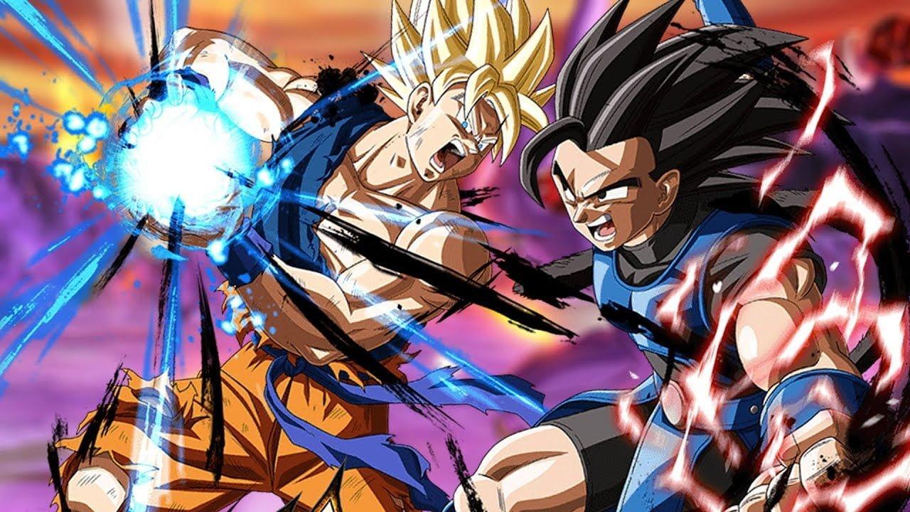 بازی Dragon Ball Legends