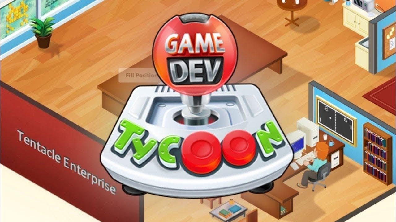 بازی Game Dev Tycoon