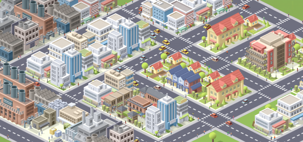 بازی Pocket City