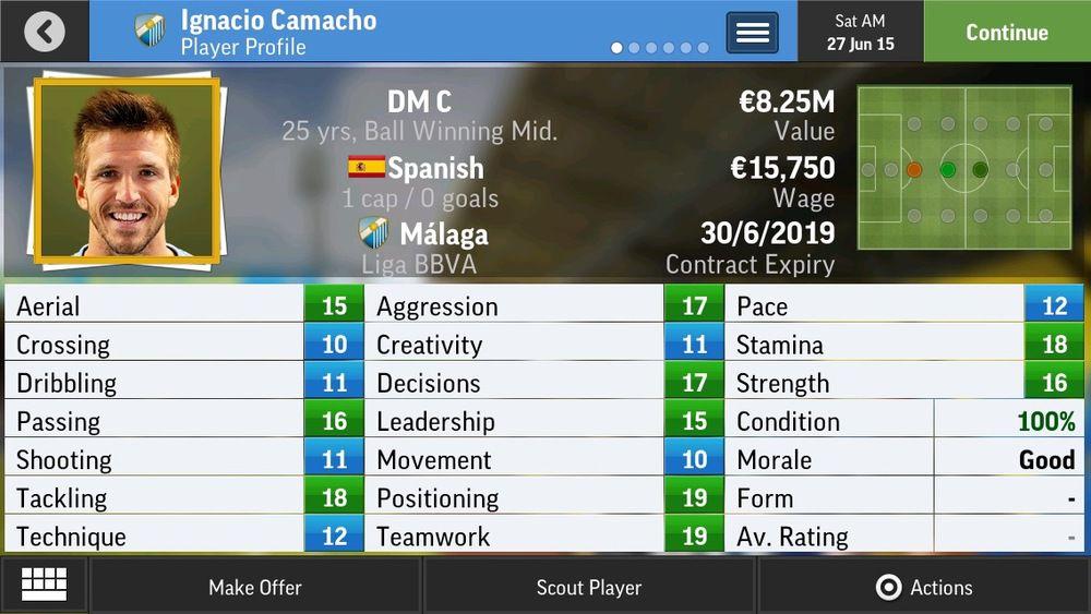 بازی Soccer Manager 2019