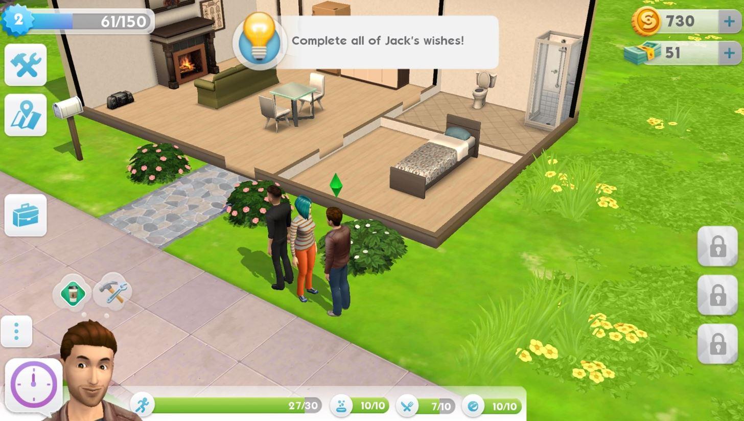 بازی The Sims Mobile