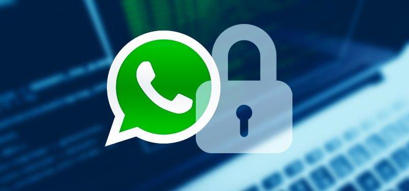 افزایش امنیت واتساپ