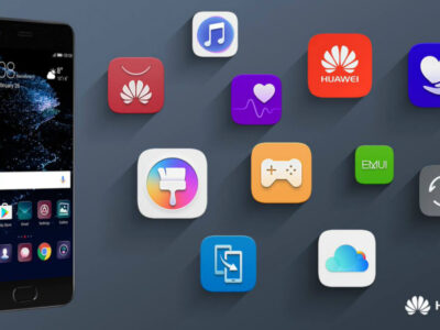 برنامه های پیش فرض Huawei