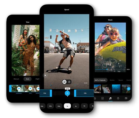 اپلیکیشن ادیت ویدیو
